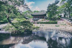 Pagoda, Secret Garden