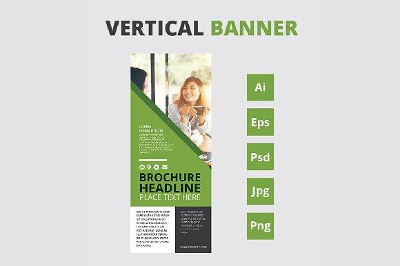 Vertical Banner Roll Up