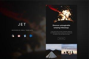 Jet - Responsive Email Newsletter