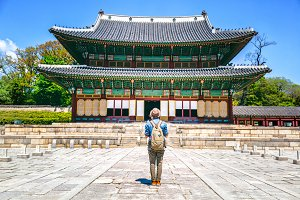 Travel to Korea