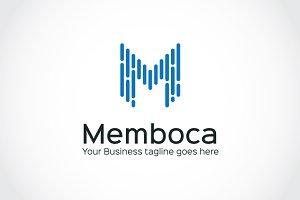 Memboca Logo Template