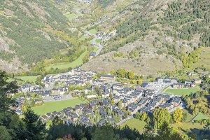 city of Andorra La Vella