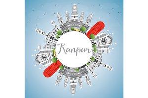 Kanpur Skyline
