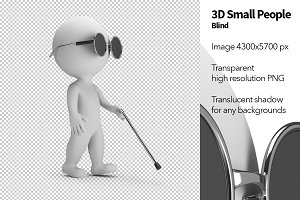 3D Small People - Blind