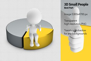 3D Small People - Best Part