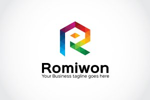 Romiwon Logo Template