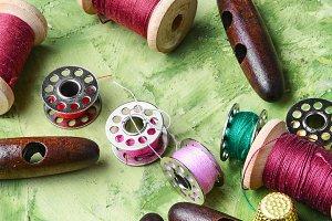 Reto sewing kit.