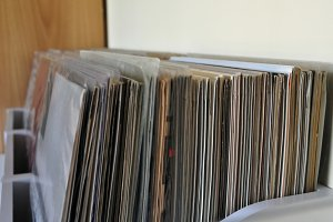 Crates Vinyl Records