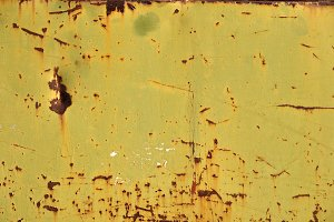 Textured Rusty Metal