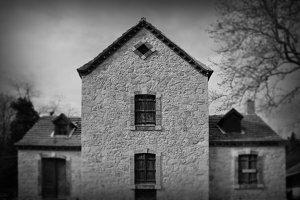 Gothic Abandoned House