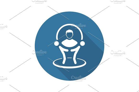 Customer Service Icon Business Concept