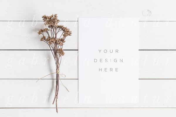 Fall Styled Mockup Smart Object