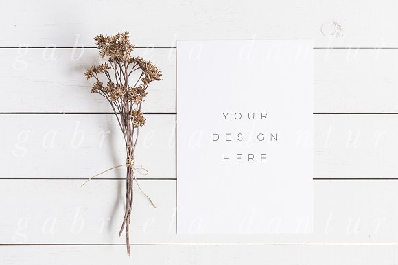 Download Fall Styled Mockup Smart Object