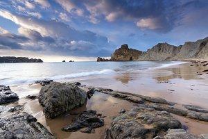 Broken Coast.