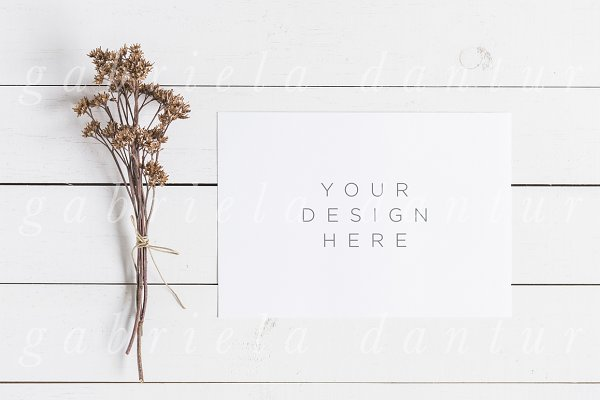 Fall Styled Stock Mockup Horizontal