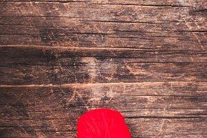 Red thread heart