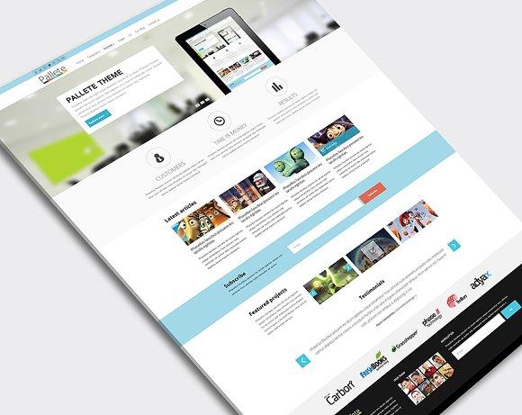 Download Isometric Screen Mock-Up 02