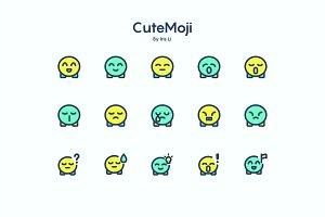 Cute Moji