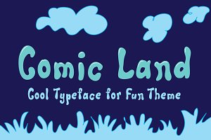 Comic Land (2 Style)
