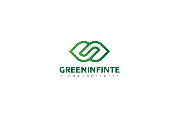 Green Infinte Logo
