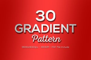 Gradient Pattern Pack