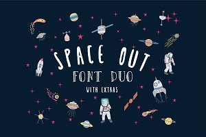 Space Out + Extras