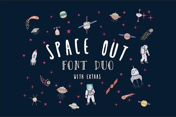 Space Out Early Price 30% OFF
