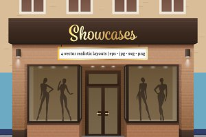 Shop Windows and Showcases