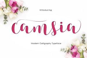 Camsia Script