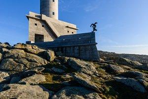 Punta Nariga lighthouse
