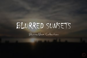 Blurred Sunsets - BlurredBox