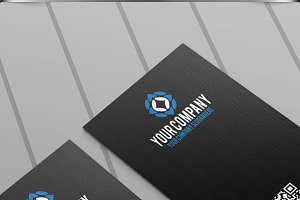 Modern Corporate Business Card Vol.6