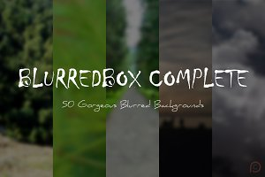 BlurredBox - Complete Collection
