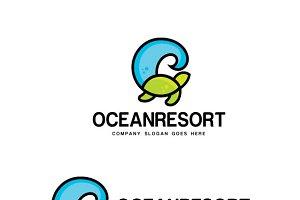 Ocean Resort Logo