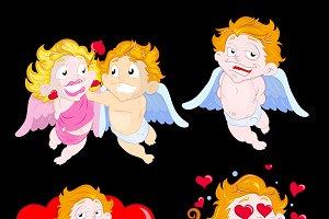 Cupids PNG & Vectors