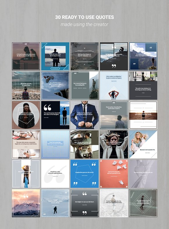 Social Media Quote Creator in Social Media Templates - product preview 6