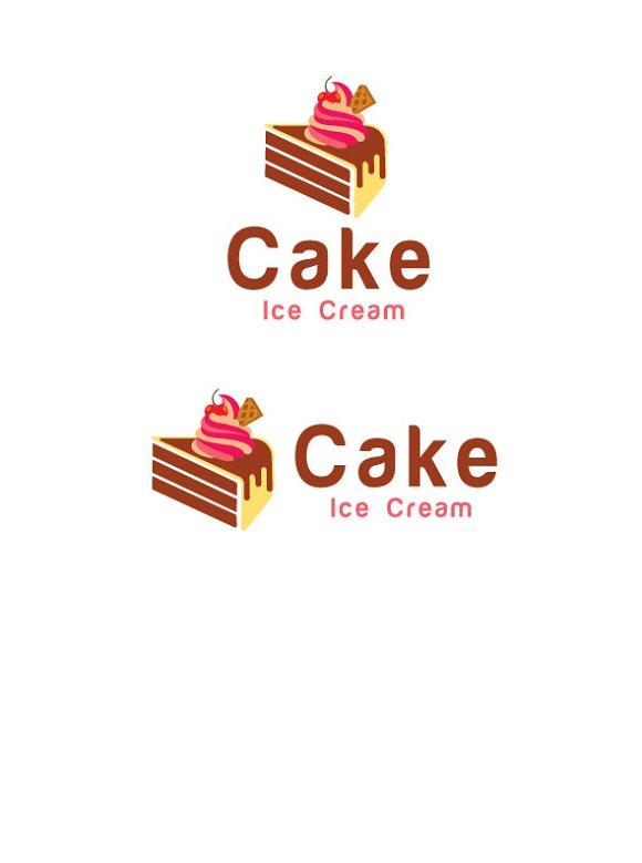 Logo Design Cake Shop