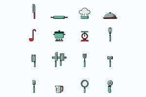 Chef Icon Bundle