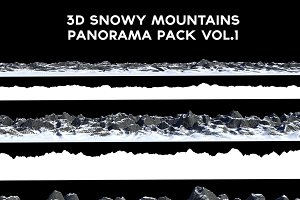 SNOWY MOUNTAINS PACK VOL.1