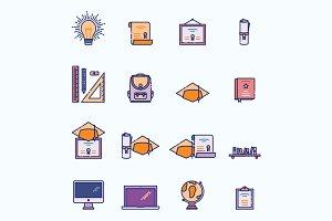 Diploma Icons