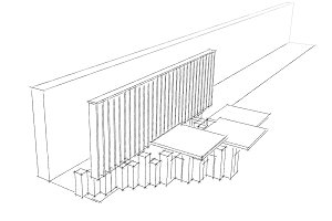 3D Architectural Sketch
