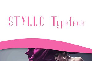 Styllo Display Typeface