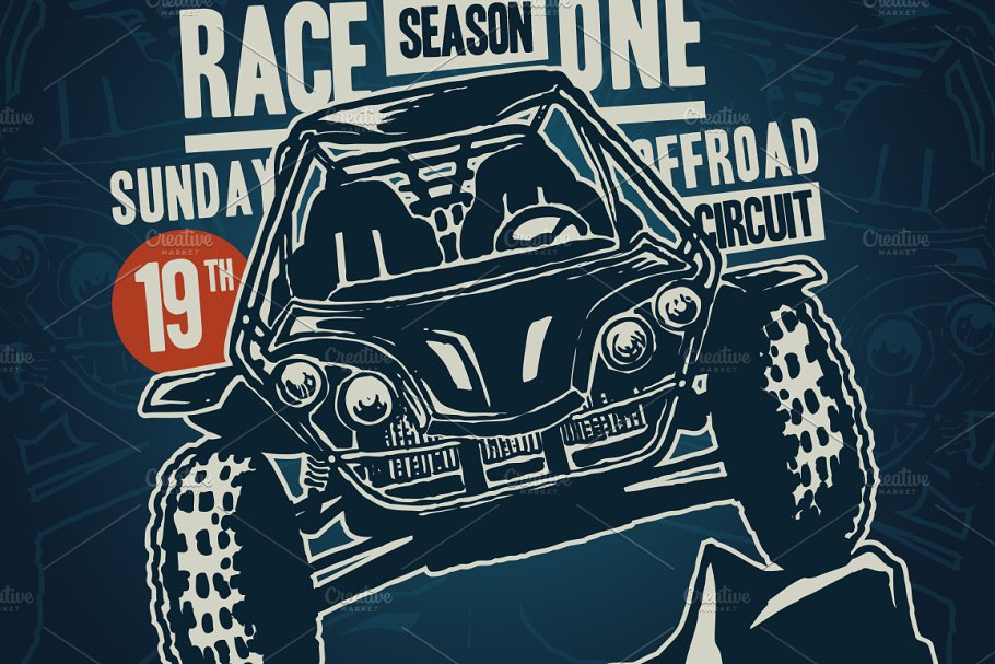 Buggy Racing Offroad
