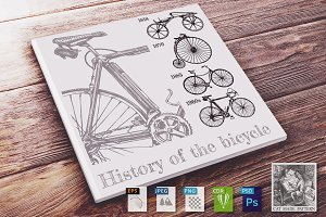 Bicycle evolution set