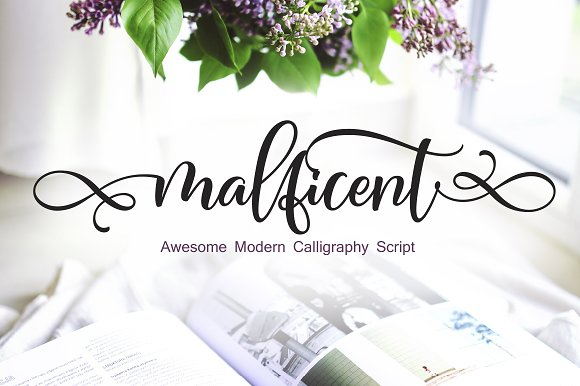 Malficent Script