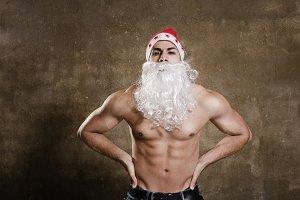 Fit Bad Santa
