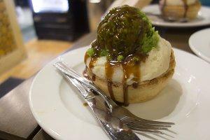 Peaked Pie Whistler