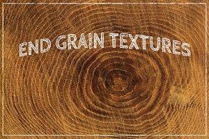 End Grain Textures