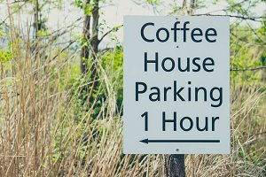 Coffee House Parking
