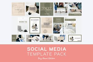 Social Media Pack: Biz Owner Edition